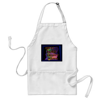 Great is the Lord Aprons