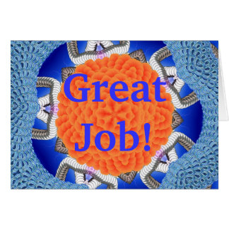 Great Job! Card