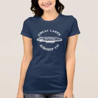 Great Lakes Airship Company Dark T Shirt