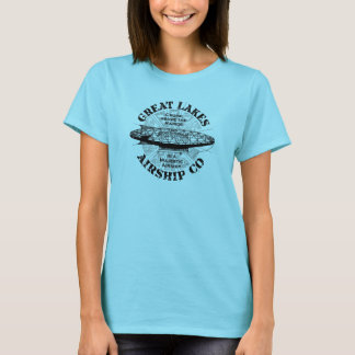 Great Lakes Airship Cruise T Shirt