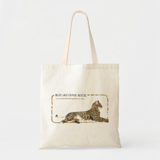Great Lakes Bengal Rescue Logo Bag