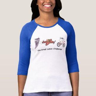 Great Lakes Challenge T-Shirt