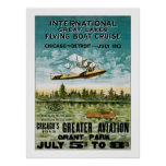 Great Lakes Flying Boat Print