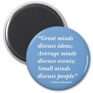 Great Minds Magnet