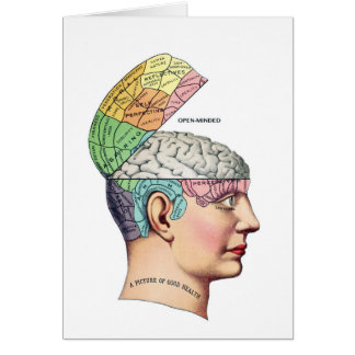 Great Minds Speedy Recovery Greeting Card