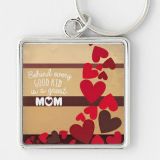 Great Mom Keychain