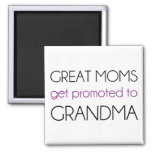 Great Moms Get Promoted To Grandma