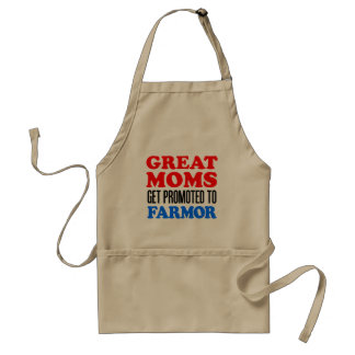 Great Moms Promoted To Farmor Standard Apron