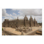 Great Mosque of Djenne Print