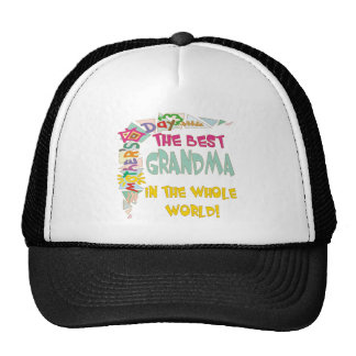 Great Mothers Day Gifts Trucker Hat