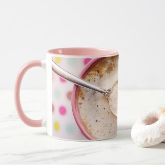 Great mug for coffee, tea or cereal