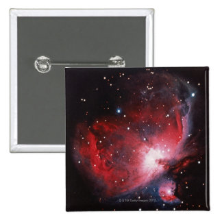 Great Nebula in Orion 15 Cm Square Badge