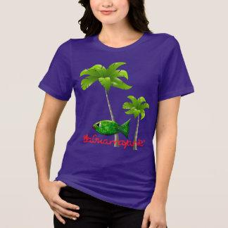 Great news of resort life by LaGuamayanie© T-Shirt