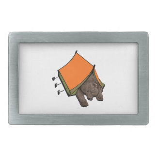 GREAT NIGHTS SLEEP RECTANGULAR BELT BUCKLE