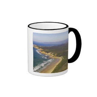 Great Ocean Road and Split Point Lighthouse, Coffee Mug