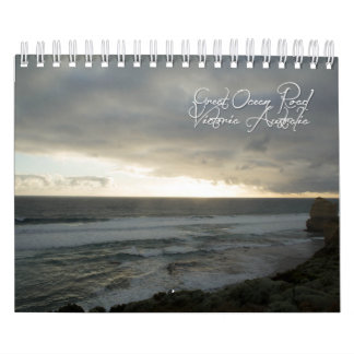 Great Ocean Road Australia Calendar