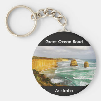 Great Ocean Road Australia Keychain