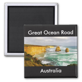 Great Ocean Road Australia magnet