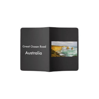 Great Ocean Road Australia Passport Holder