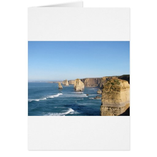 Great Ocean Road Greeting Cards