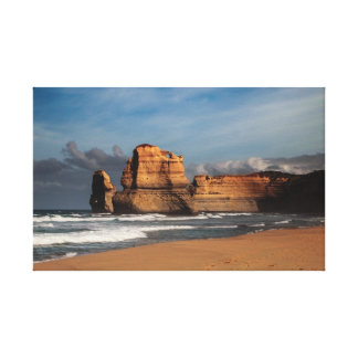 Great Ocean Road - Gibson Steps Canvas Print