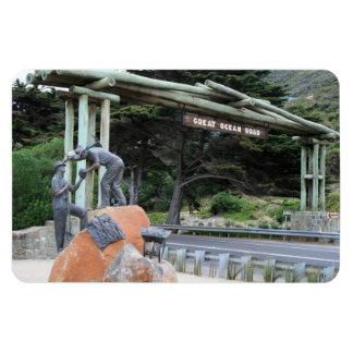 Great Ocean Road Memorial - magnet