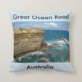 Great Ocean Road Throw Cushion