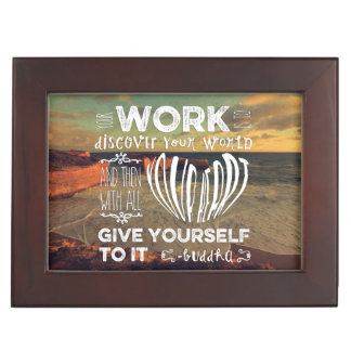 Great Ocean Road Your Work Discover World Heart Keepsake Boxes