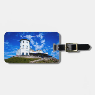Great Orme Wales. Luggage Tag