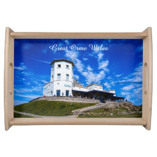 Great Orme Wales. Serving Tray