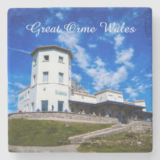 Great Orme Wales. Stone Coaster