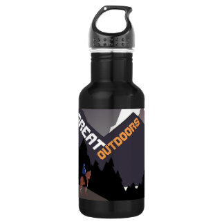 Great Outdoors Montana 532 Ml Water Bottle