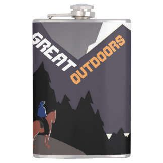 Great Outdoors Montana Flasks