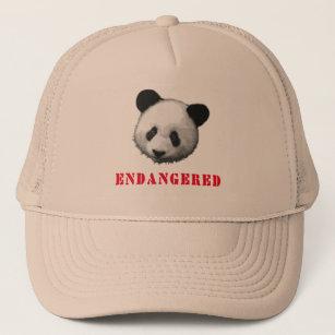 7895ccda9a971 Great Panda Endangered Bear Trucker Hat