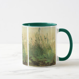 Great Piece of Turf by Albrecht Durer, Vintage Art Mug