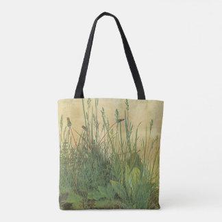 Great Piece of Turf by Albrecht Durer, Vintage Art Tote Bag