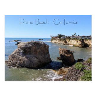 Great Pismo Beach Postcard! Postcard