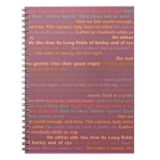 Great Poetry Notebook