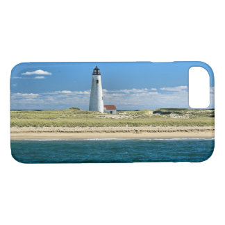 Great Point Lighthouse Nantucket MA iPhone Case