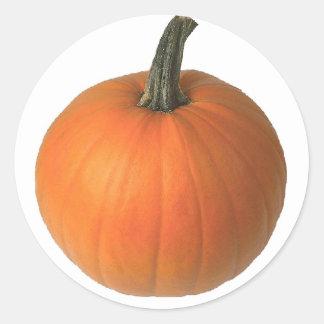 Great Pumpkin Classic Round Sticker