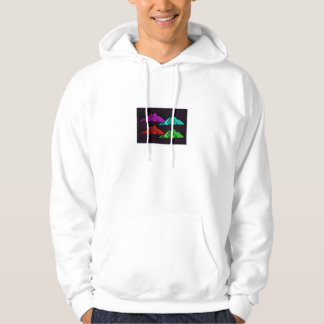 Great Pyramid of Giza Collage Hoodie