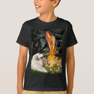 Great Pyrenees 2 - MidEve T-Shirt
