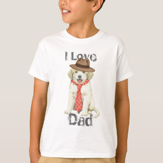 Great Pyrenees Dad T-Shirt