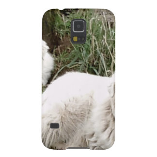 Great Pyrenees Dog and puppy Cases For Galaxy S5