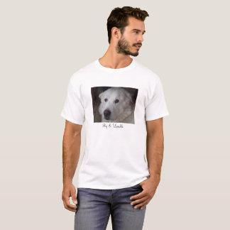 Great Pyrenees Dog - Big & Lovable T-Shirt
