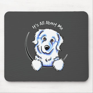 Great Pyrenees Its All About Me Mouse Pad