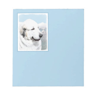 Great Pyrenees Notepad