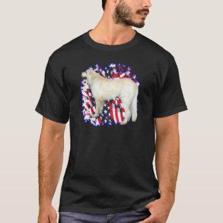 Great Pyrenees Patriot T-Shirt