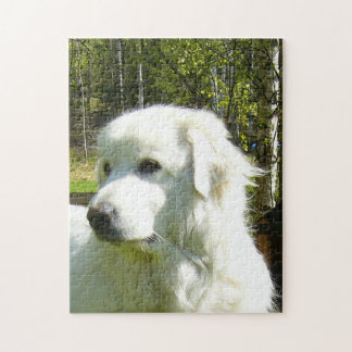 great pyrenees.png jigsaw puzzle
