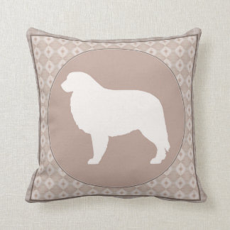 Great Pyrenees Silhouette Pillow